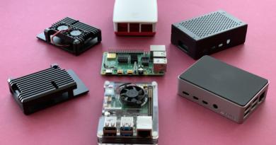 Raspberry Pi 4 Cases