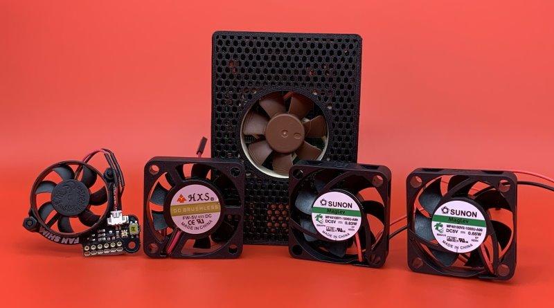 JS3D 40mm Fans