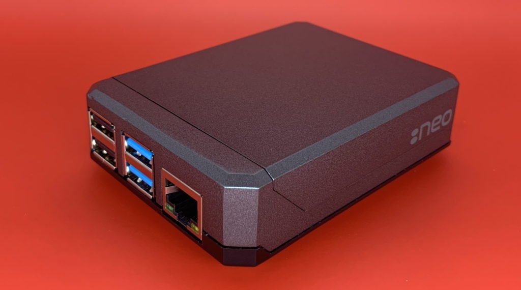 Argon Forty Neo Raspberry Pi 4 Case