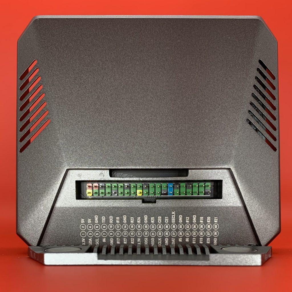 Argon ONE M.2 SSD Case GPIO Access