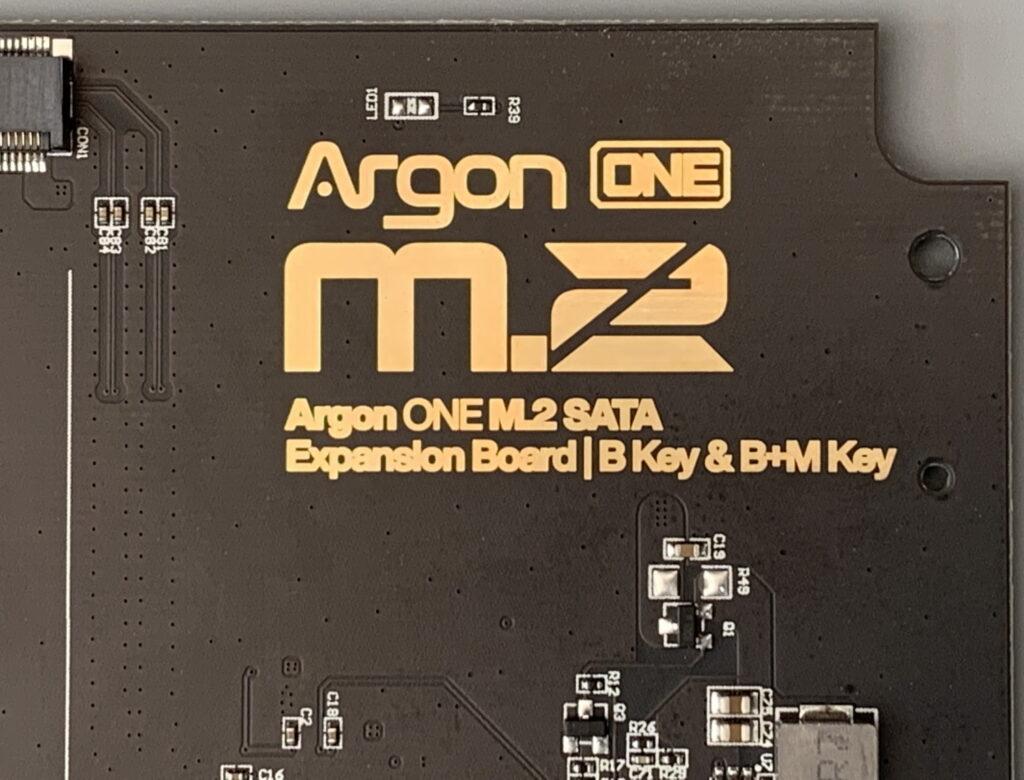 Argon ONE M.2 PCB V1.6 Front Copper Fill